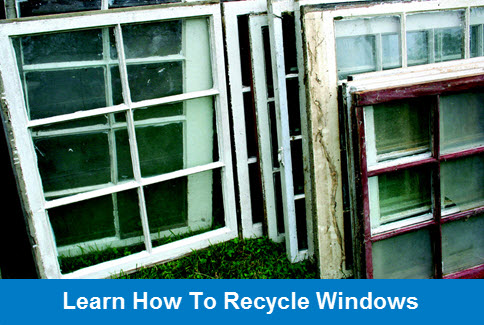 Recycling Windows in Colorado