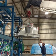 Glass Recycling CO Facility Under Construction