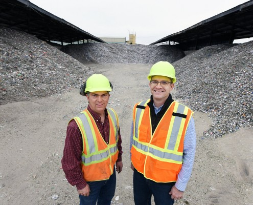 Momentum Recycling's Keith Fenley & John Lair