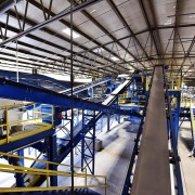 Momentum Recycling Colorado Glass Recycling Facility